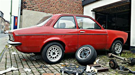 Opel Kadett C by 1979 Opel Kadett C