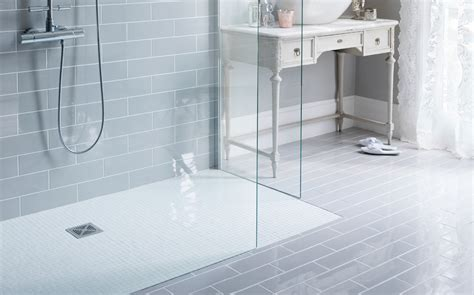 curbless shower trending accessibility universal design bathroom products
