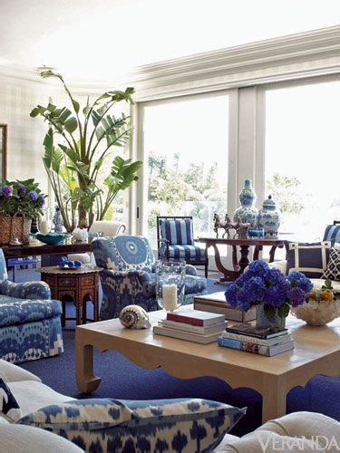 blue white living room blue and white living room 187 blue white 171 pinterest