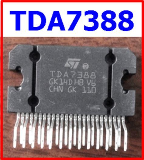 Tda 7388 By Elektronik Parts tda7388 electronic components
