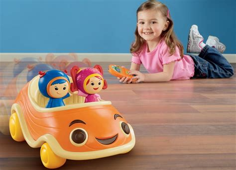 Come And Get Us fisher price team umizoomi come and get us counting car review