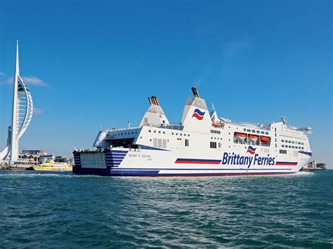 ferry plymouth to st malo mont st michel ferries
