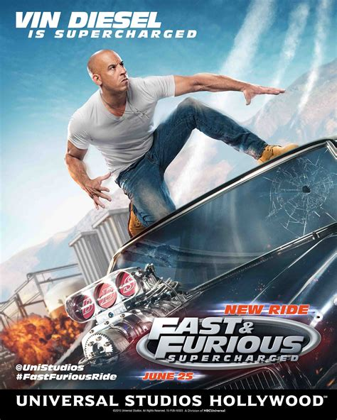 fast and furious 8 supercharged behind the thrills road to fast at universal studios