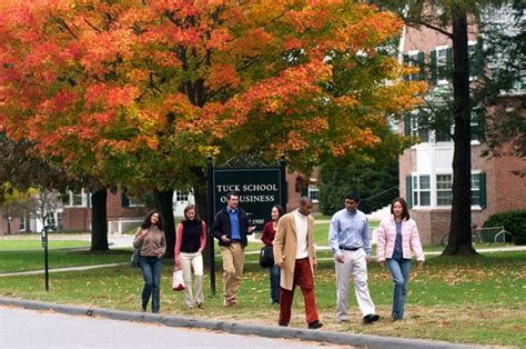 Dartmouth College Tuck Mba Fees by 2012 Best U S Business Schools Bloomberg