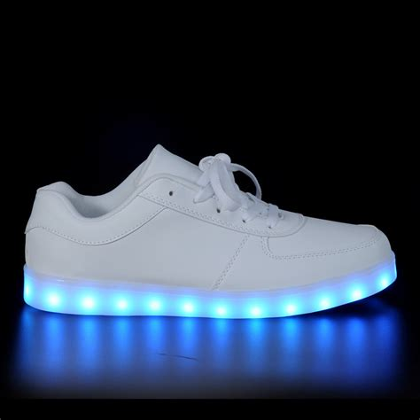 light shoes for 2015 women light up led luminous shoes color glowing