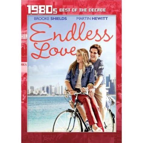 film w stylu endless love endless love 1981 anamorphic widescreen walmart com