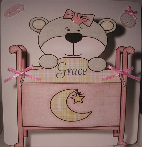 Baby Crib Card Template by 44 Best Cards Baby Crib Ideas Images On Baby