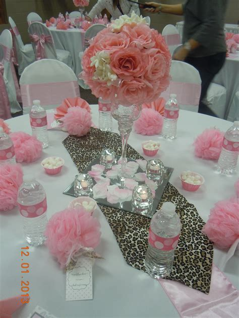 baby shower centerpiece baby shower centerpieces ideas