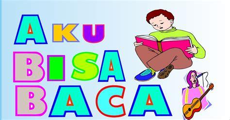 Aku Bisa Lancar Membaca lagu anak bahasa indonesia inggris dongeng tk sd mp3 tematis kak zepe