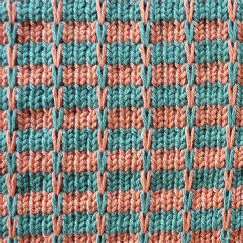how to do a slip stitch in knitting multi color slip stitch pattern for machine knitting kin