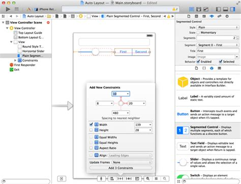 auto layout tutorial xcode 6 getting started with auto layout in xcode 5