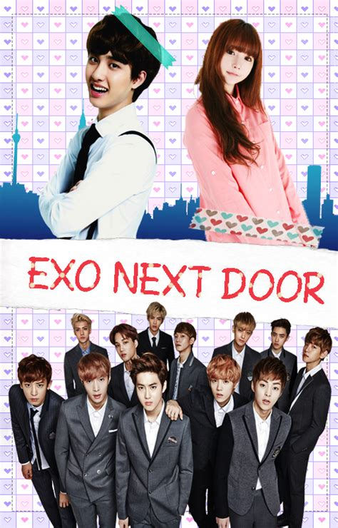 wallpaper exo next door exo next door by ikonforever on deviantart