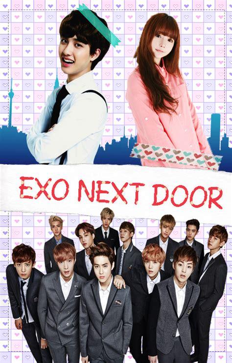 Exo Next Door Download | exo next door by ikonforever on deviantart