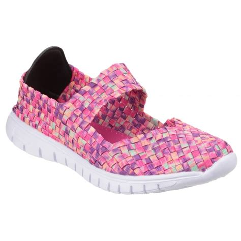 Divaz Drift Women S Light Pink Sandals Free Returns At