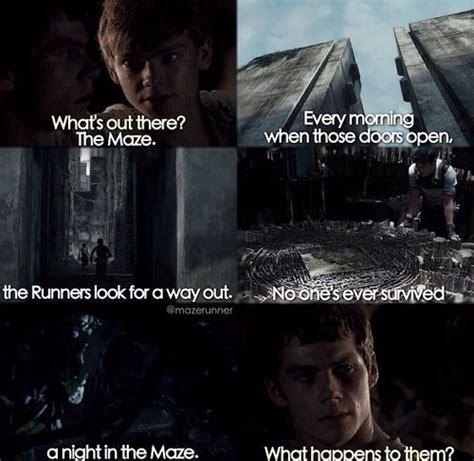 film maze runner part 3 25 best maze runner quotes on pinterest the maze runner