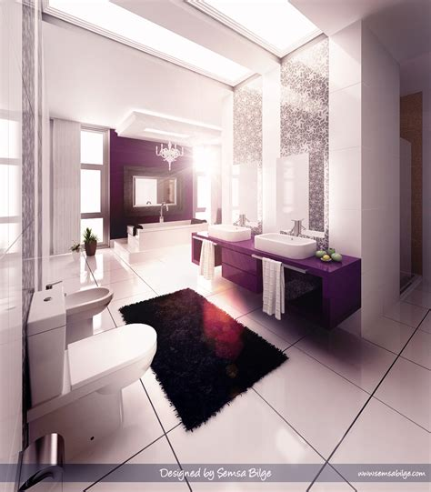 Inspiring Bathroom Designs For The Soul Bathroom Designed