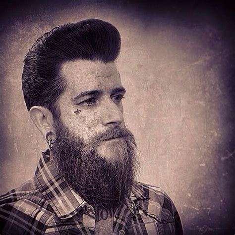 pompadore and beard 401 best images about mens hair on pinterest comb over