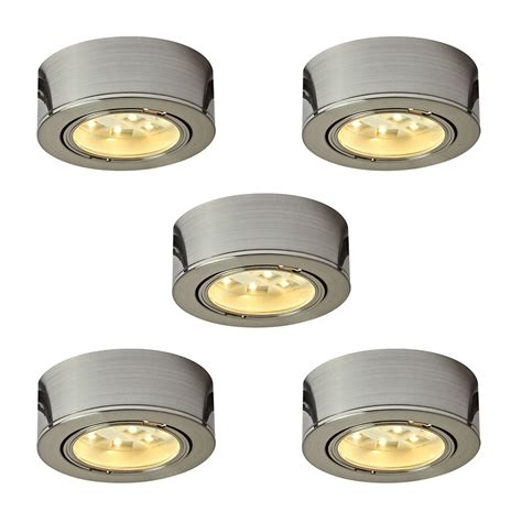 dals lighting 3 in hardwired plug in under cabinet led puck light dals lighting 3 in hardwired plug in under cabinet led