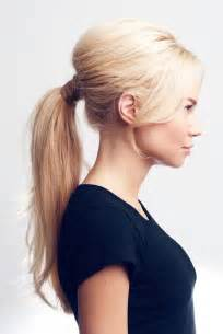 best 20 teased ponytail ideas on ponytail