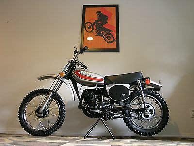 yamaha yza vintage motocross race bike yz yz   yamaha yz  sale  couple