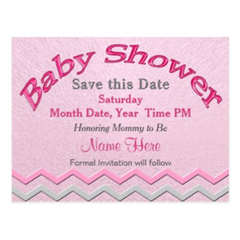 save the date templates for baby shower baby shower save the date gifts baby shower save the