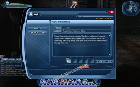 dcuo power armor integration circuits power armor integration circuits dc universe fansite