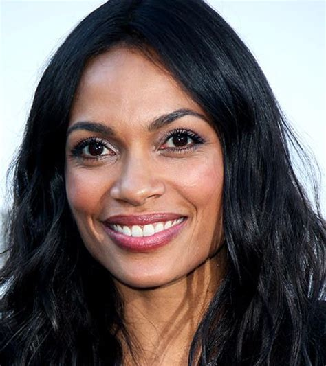 rosario dawson square face 159 best images about face shapes on pinterest