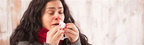 wont stop sneezing runny nose during the cold season tylenol 174
