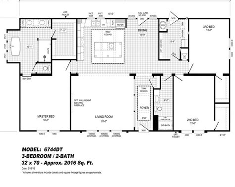 clayton homes floor plans pictures picture of interactive floor plan manufactured homes