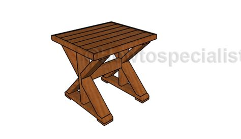 farmhouse bed plans howtospecialist how to build step small farmhouse table plans howtospecialist how to