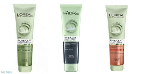 L Oreal Wash l oreal clay detox wash review the fuss