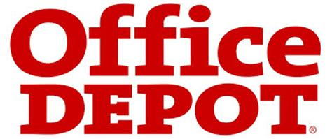 Office Depot by Shawn Worst Logo To Be