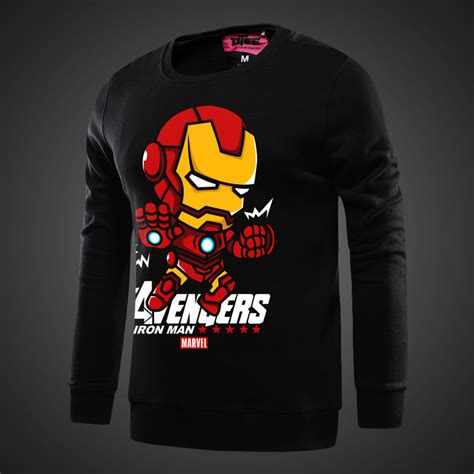 Hoodie Zipper Avenger Anak 1 Dealdo Merch iron sweatshirt mens black hoodies wishining