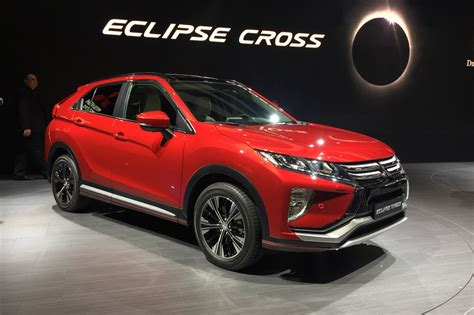 mitsubishi new cars mitsubishi plays qashqai meet the new 2018 eclipse cross