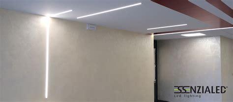 luce a soffitto tagli di luce soffitto illuminazione led per ufficio bar