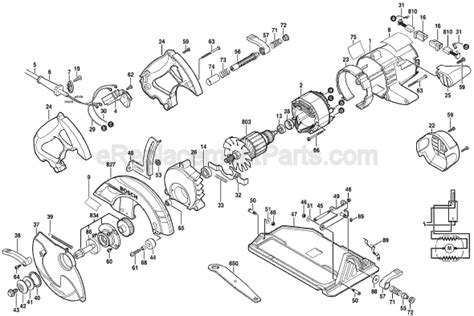 Bosch Gks 190 Switch bosch cs10 parts list and diagram 0601672039