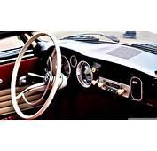 Classic Car Interior Wallpaper  1920x1080 16497