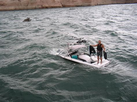 wakeboard boat lead resources drill fiberglass and install thru hull fittings