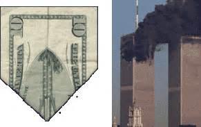 imagenes ocultas en dolares simbolos ocultos billetes de dolar universo paranormal