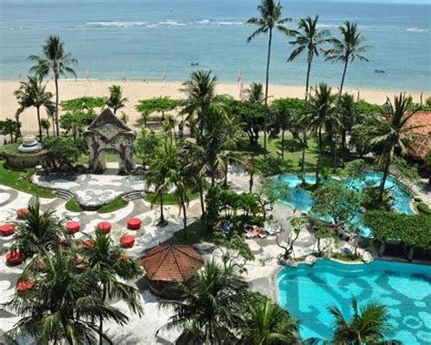 aruna bhuana tours travel inna grand bali beach hotel