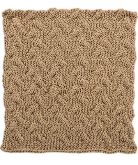 knitted afghans stockinette cables square for knit your cables afghan