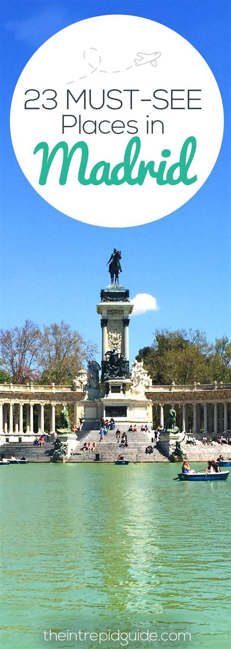 best attractions in madrid best 25 madrid attractions ideas on pinterest madrid