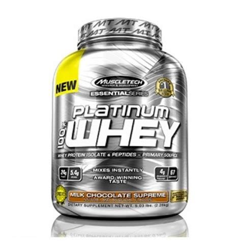 Whey Protein Platinum Legends Nutrition Muscletech Platinum 100 Whey Protein