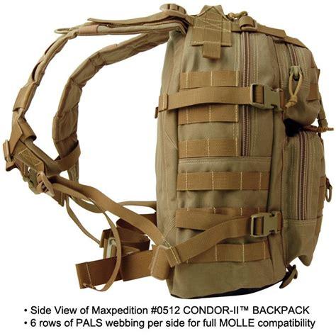 maxpedition rifle maxpedition condor ii gun and tactical assault gear