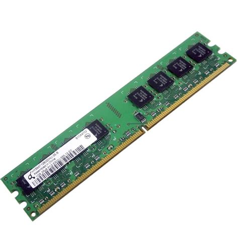 Memory Ram Ddr2 Pc 5300 Qimonda 1gb Pc2 5300 Ddr2 Desktop Memory Ram Hys64t128020hu 3s B