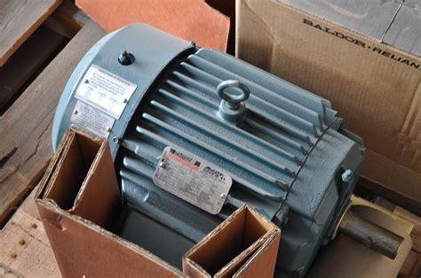 surplus electric motors baldor motor w5 jpg