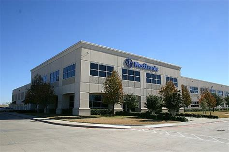 house construction company medtronic manufacturing office building haltom city construction projects general