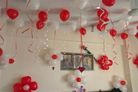decoration ideas at home 1000 simple birthday decoration ideas at home quotemykaam