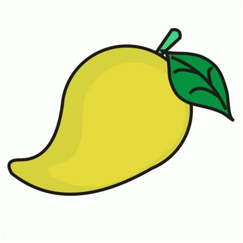 photos clipart mango clip images black and white 2018