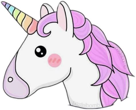 imagenes tumblr png para dibujar unicorn tumblr emoji interesting art pink rainbow freet